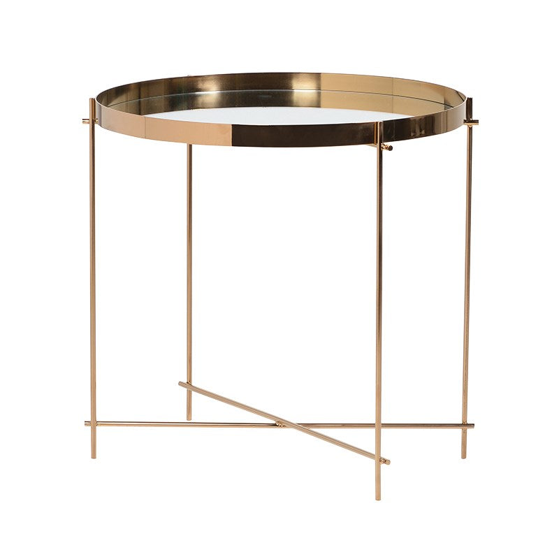 Genesis Gold End Table
