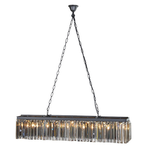 Crystal Chain Chandelier