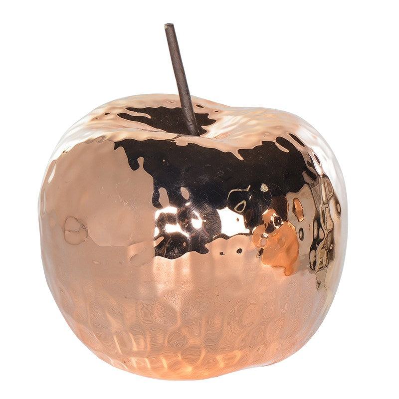 Copper Ceramic Decorative Apple
