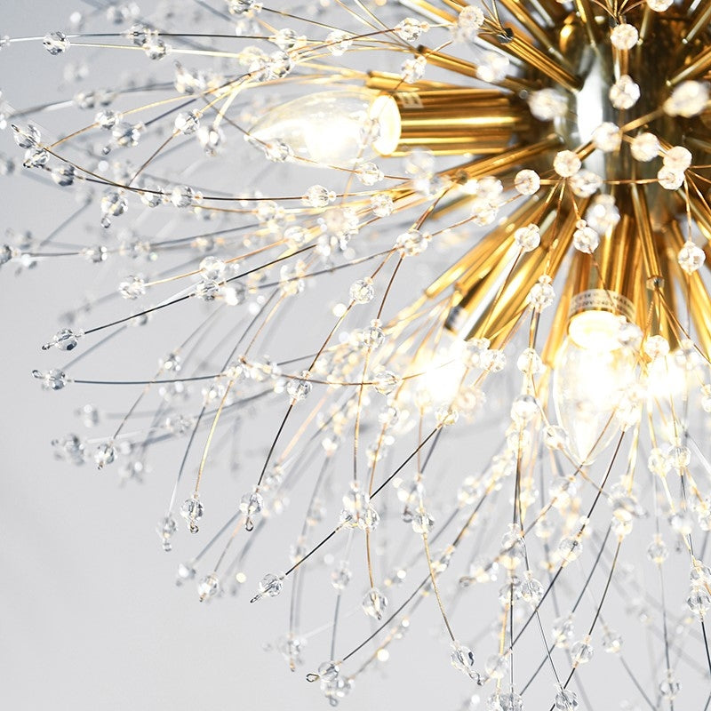 Dandelion Starlight Chandelier