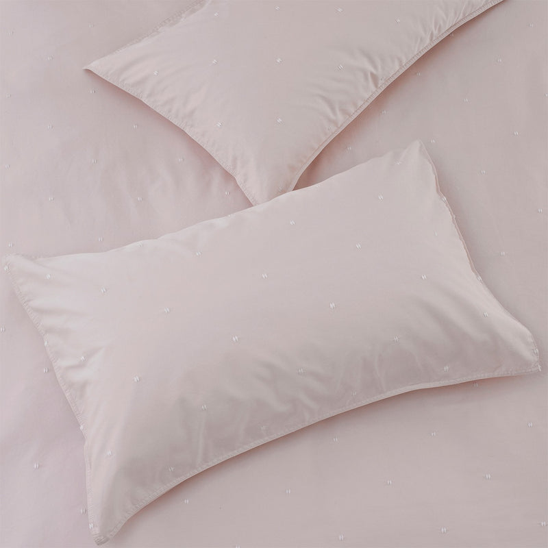 Pair of Dainty Housewife Pillowcases