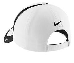 White Nike Kelly Right Cap