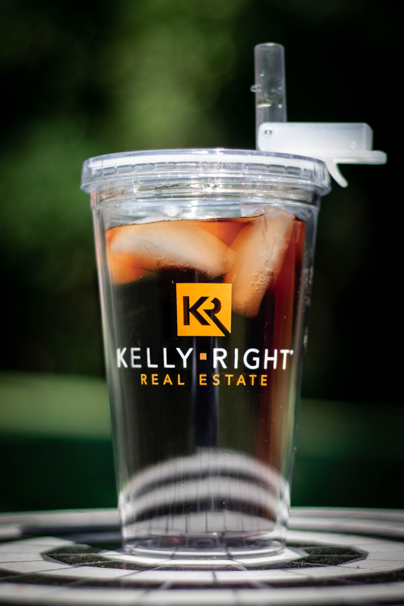 Clear Kelly Right Tumbler