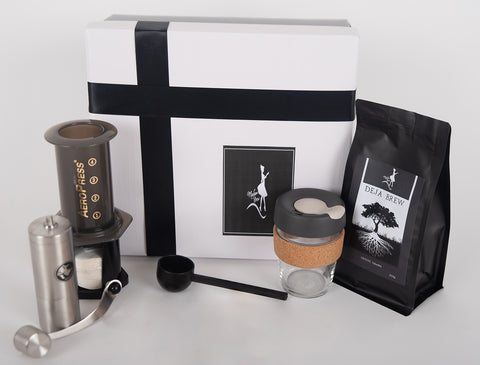 Madam Brew Aeropress Gift Box