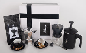 Madam Brew Moka Pot Gift Box