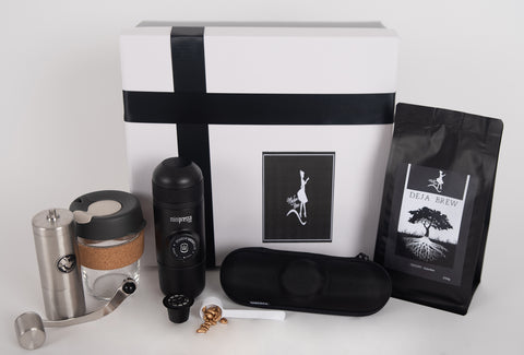 Madam Brew Travelers Coffee Pod Gift Box