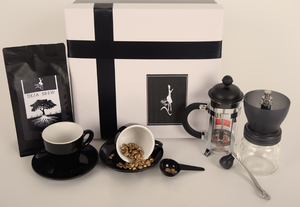 Madam Brew French Press Gift Box