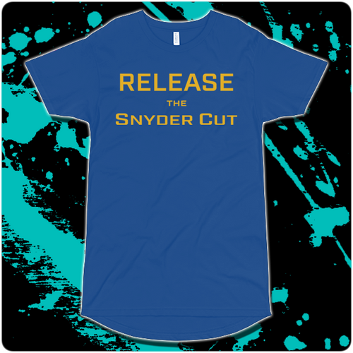 [Release the Snyder Cut] T-Shirt CHARITY EDITION