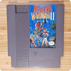 [NES] Dragon Warrior II