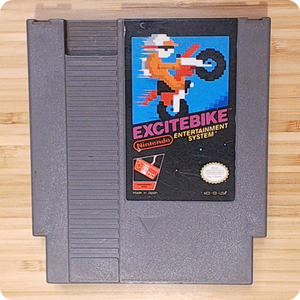 [NES] Excitebike