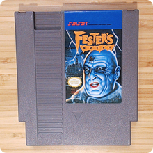 Load image into Gallery viewer, [NES] Fester's Quest