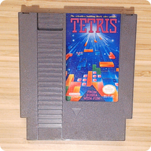 Load image into Gallery viewer, [NES] Tetris