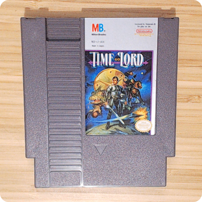 [NES] Time Lord