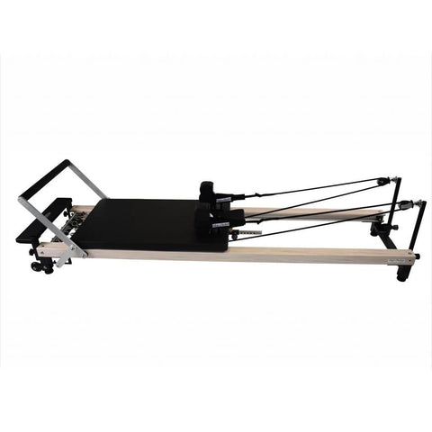 Align Pilates C2 PRO Wood Look Reformer - Pilates World