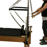 Pioneer Pilates Half Trapeze Professional Reformer (PP-HT-03) 2020 New Model