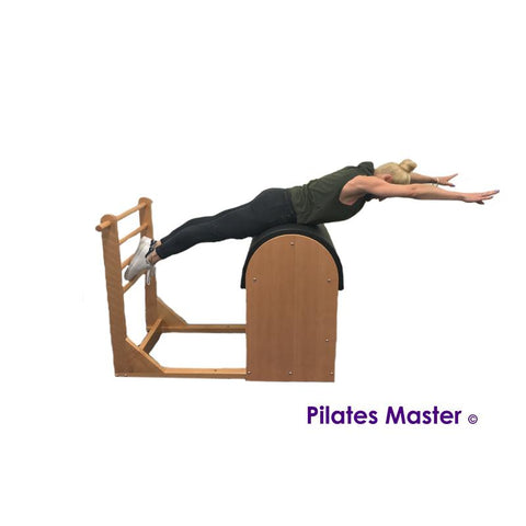 Pilates Master Ladder Barrel - Pilates World