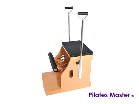 Pilates Master Wunda Chair (Split Pedal)     PM-Wunda-01
