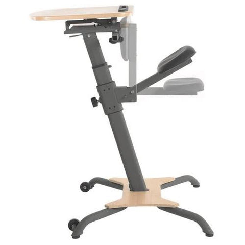 WIRK Standup Workstation Desk - Pilates World