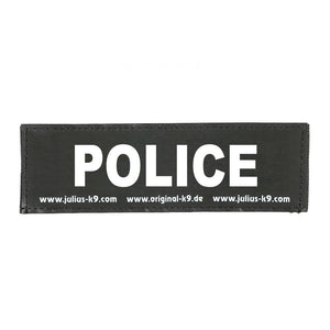Julius-K9 Interchangeable Hook & Loop Patches, 1 Pair