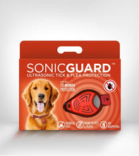 Load image into Gallery viewer, SonicGuard Classic Pet Chemical-Free Tick and Flea Repeller for all sizes of Dogs