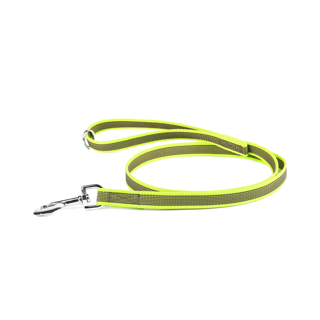 Julius-K9 Color & Gray<sup>®</sup> Super-Grip Leash with Handle