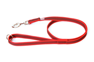 Julius-K9 Color & Gray<sup>&reg;</sup> Super-Grip Leash with Handle