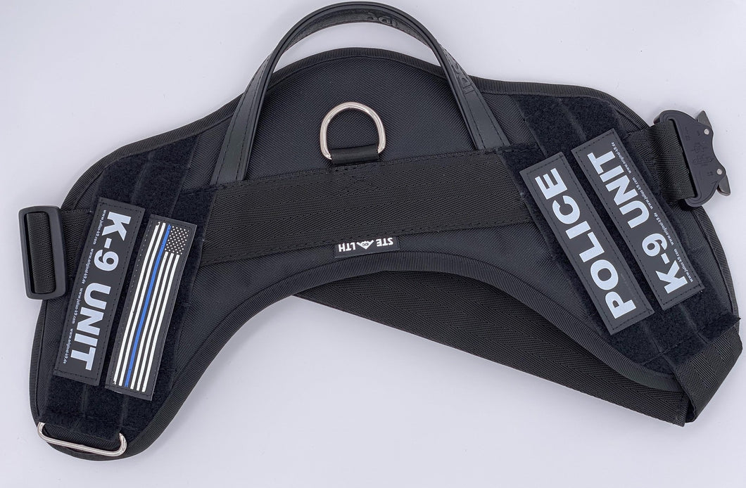 Julius-K9 IDC<sup>®</sup> Stealth® Powerharness with Cobra®buckles
