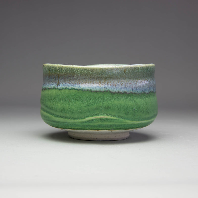 Emerald Green Matcha Bowl
