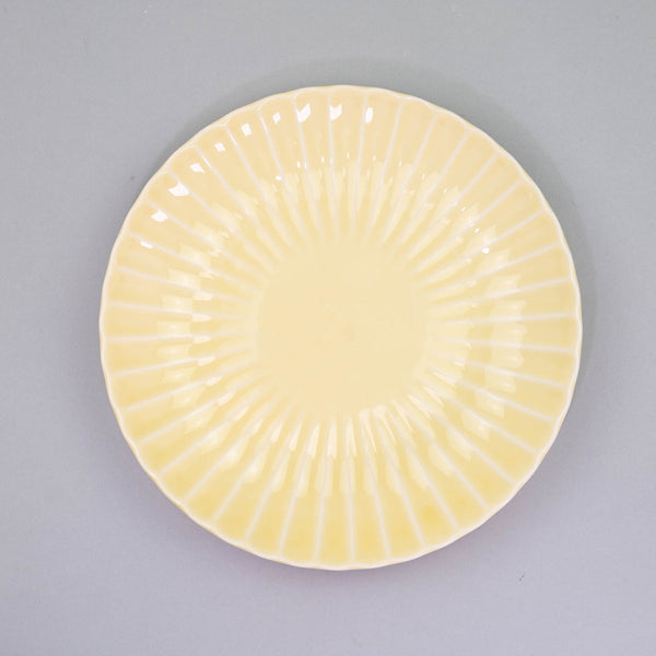 HANA Yellow Plate