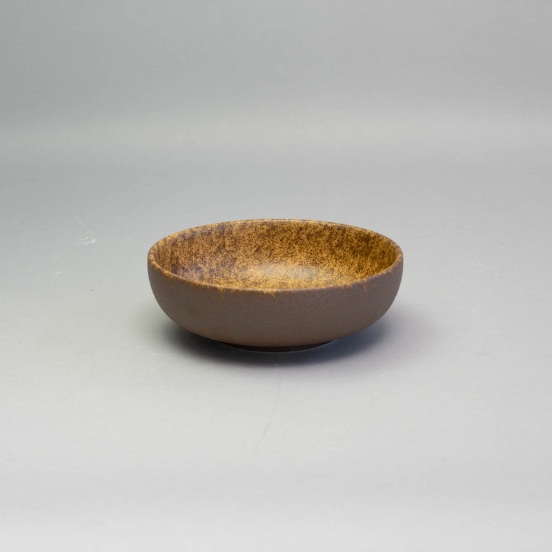 EKI Brown 15cm Teppachi Bowl 5pcs Set