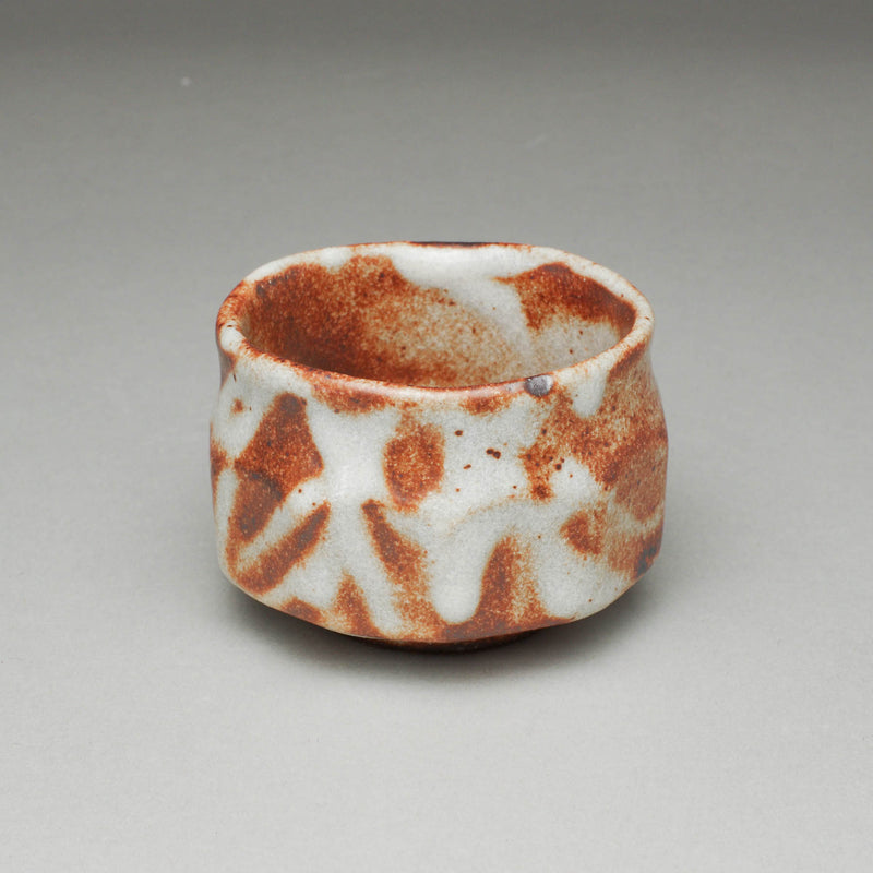 Hand Made Shino Sake Cup 100cc
