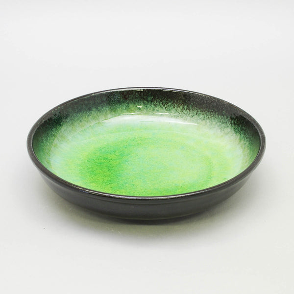 Ariake Green Round Bowl