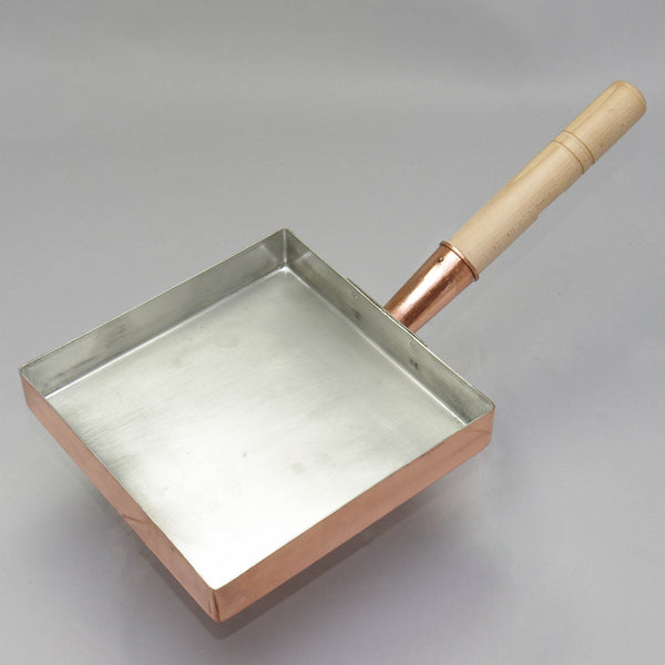 Copper Egg Pan