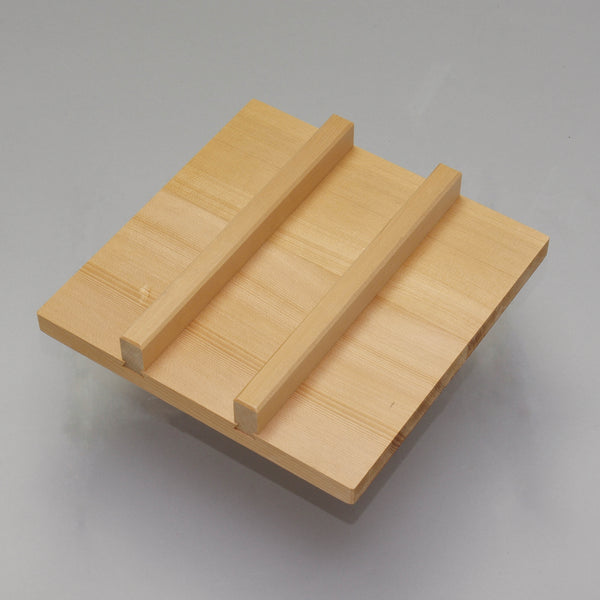 Wooden Lid for Copper Tamagoyaki Egg Pan