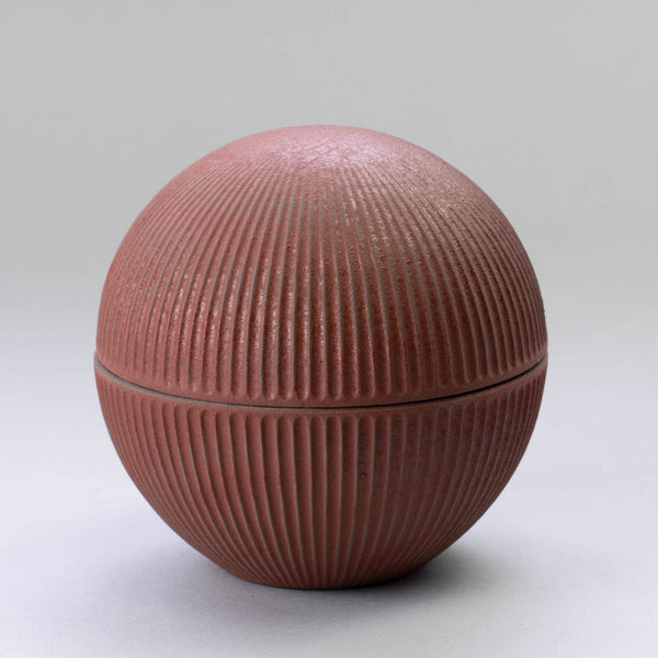 AKANE Shinogi Lidded Bowl