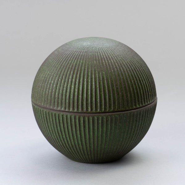 KOKE Shinogi Lidded Bowl
