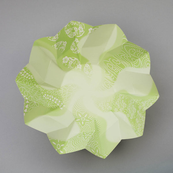HANA Wheel Wrapper Green
