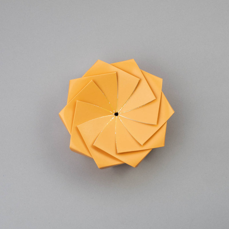 HANA Wheel Wrapper Yellow