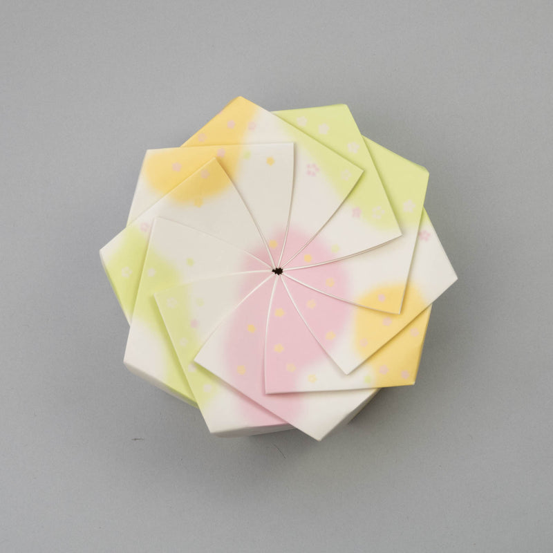 HANA Wheel Wrapper Flowers