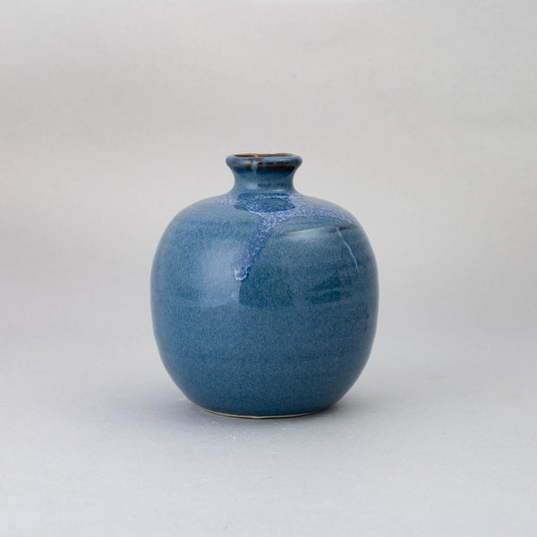 NAMAKO Blue Mini Flower Vase