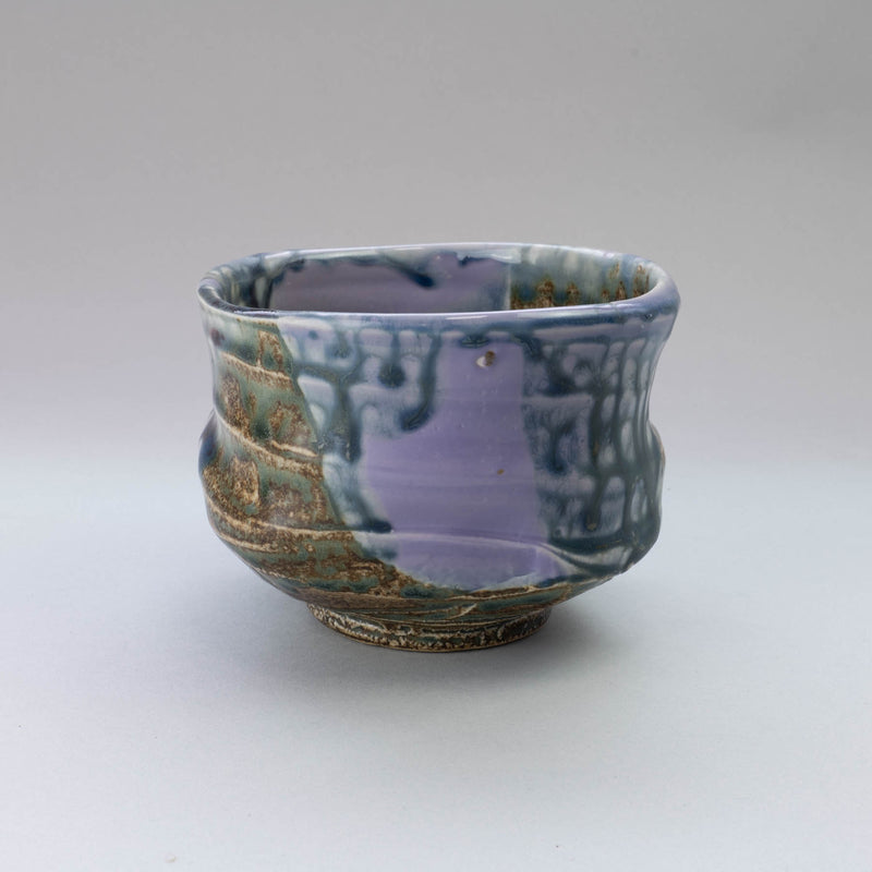 FUJI Purple Matcha Bowl