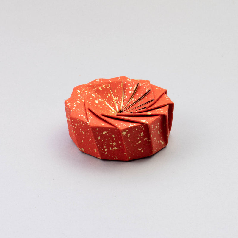 HANA Wheel Wrapper Washi Red