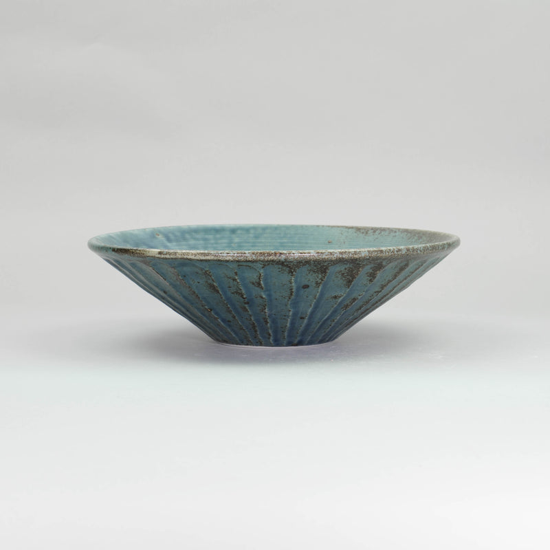 NEZU Shaved Shallow Bowl