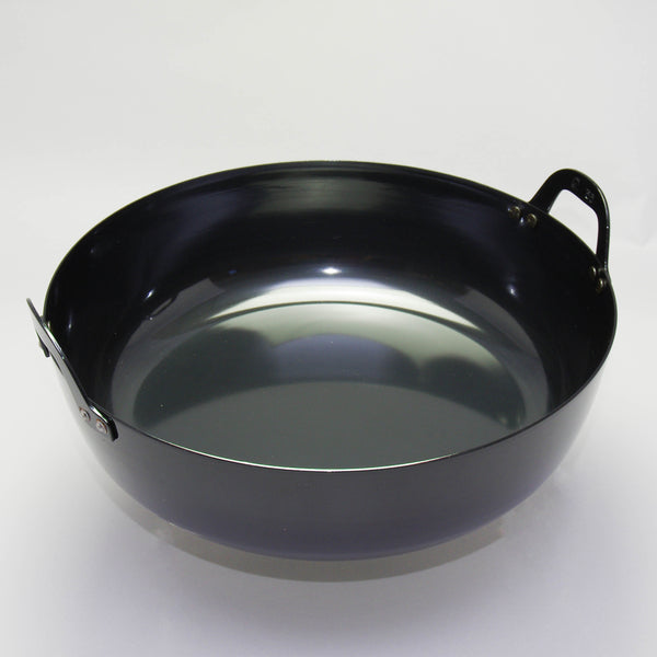 Iron Fryer Pot