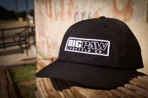 Big Paw Box Athletic Cap