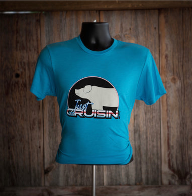 Blue Cruisin' T-Shirt