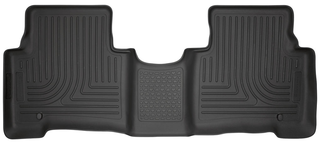 Husky Liners Weatherbeater Series Second Row Floor Liners