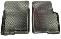 Husky Liners Classic Style Series Front Row Floor Liners