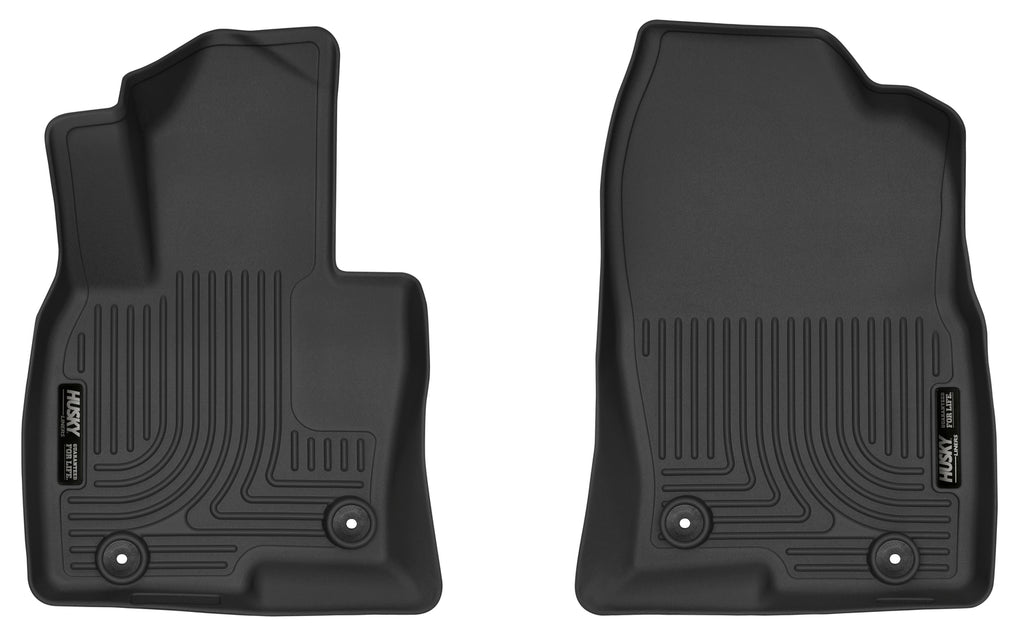 Husky Liners X-act Contour Series Front Row Floor Liners