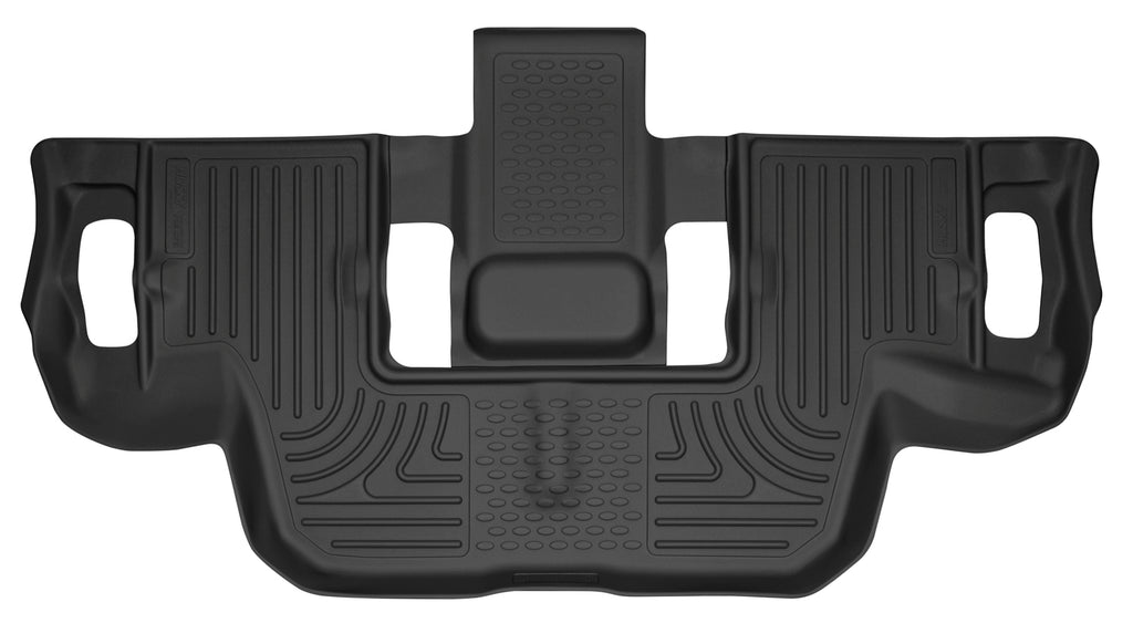 Husky Liners X-act Contour Series Third Row Floor Liners